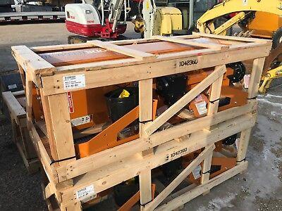 New Woods Rt60.40 60 Forward Rotation Tiller - 3 Point