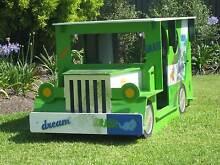 Jurassic Truck - FunKey Cubbies Windaroo Logan Area Preview