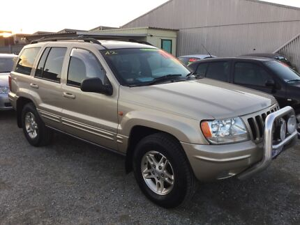1999 Jeep Grand Cherokee limited 4.7 v8 auto quadra drive Wagon