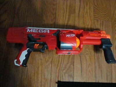 Nerf N Strike Elite Mega Rotofury Dart Gun Blaster