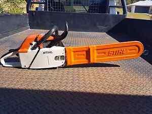 Stihl 048av super chainsaw rebuilt Upper Coomera Gold Coast North Preview
