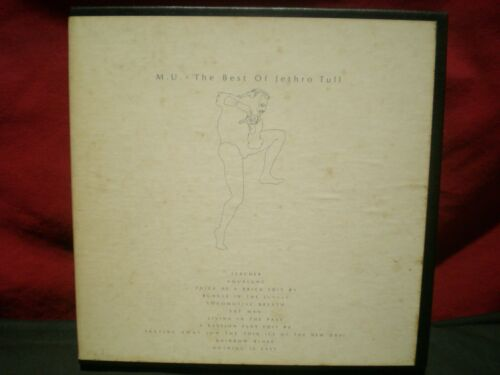 Jethro Tull   -  The Best Of  -  Reel To Reel Tape  Guaranteed  Sounds Great