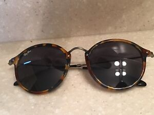 Ray-Ban Unisex Turtle Shell Sunglasses