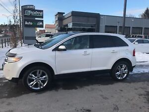 2013 Ford Edge LIMITED CUIR TOIT PANORAMIQUE AWD