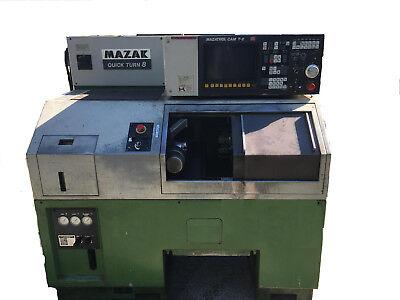 CNC Drehmaschine Mazak QT8U