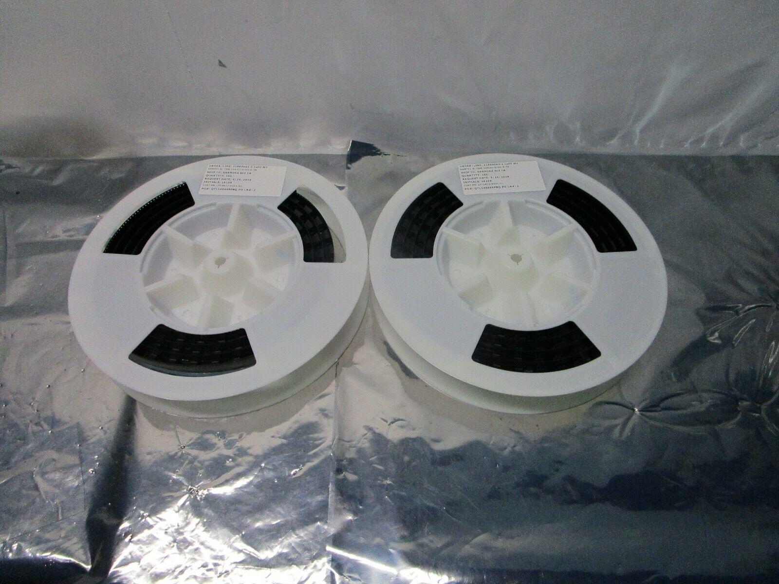 1 Lot of 250 SAMTEC TSM-105-01-G-DV-P-TR, 102317