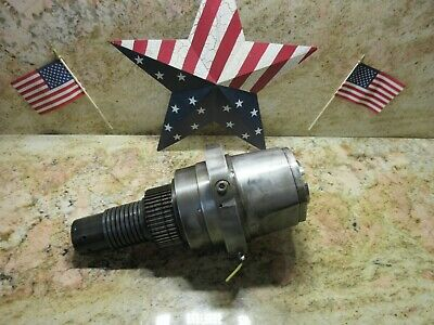 97 Cincinnati Arrow 1000 Ero Cnc Mill Spindle Z Axis Head Cartridge 1268602