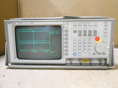 HP 54512B 300MHz 1GSa/s DIGITIZING OSCILLOSCOPE