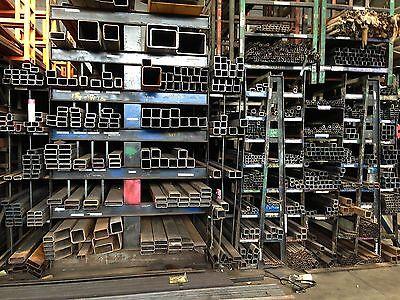 Steel Square Tubing 3 X 3 X .250 X 90