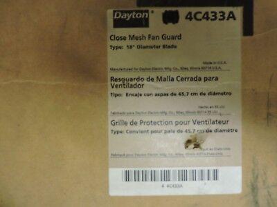 Dayton Steel Air Circulator Guard 4c433a