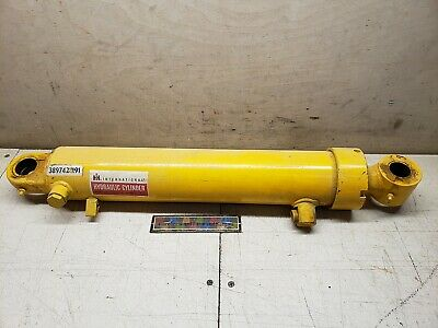 NOS International Loader Bucket Hydraulic Cylinder 389742R91 3805008250877 - Loader Bucket