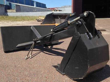 Universal Mount Skid Steer Backhoe Attachment Canning Vale Canning Area Preview