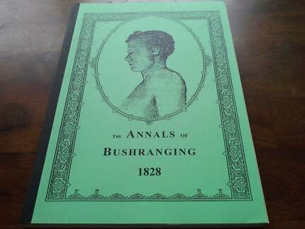Annals of Bushranging 1828 (Popinjay Publications) East Maitland Maitland Area Preview