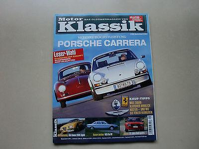 Motor Klassik Oldtimermagazin 01/2005
