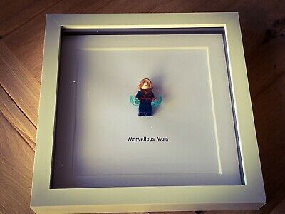 captain marvel Mothers Day Friend Lego Picture
