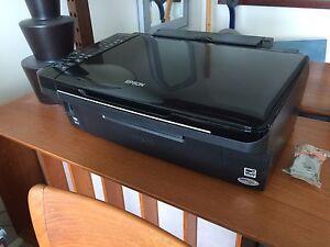 Epson NX420 printer, copier, scanner