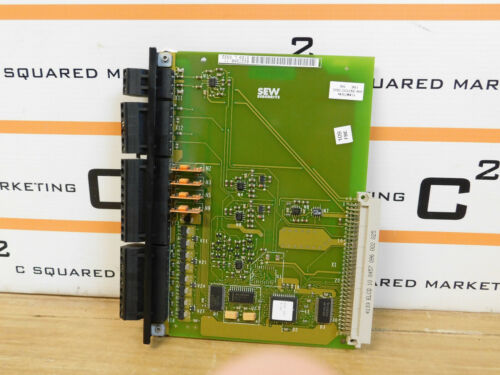 Sew Eurodrive 8227268.11 Dio Module Board For Movidrive Csq