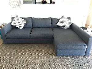 Lounge couch Richmond Yarra Area Preview