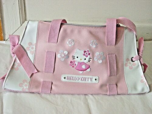 New Sanrio Hello Kitty Shoulder Bag Pink White