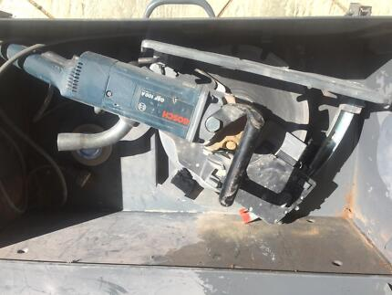 Bosch 100mm wall and concrete saw cutter Kingsley Joondalup Area Preview