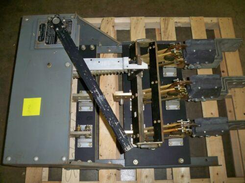 Psl15-2 Fpe Fusible Switch Used E-ok