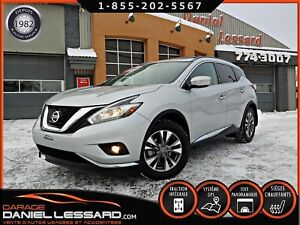 Nissan Murano SV, AWD, TOIT PANO, GPS, MAG 18 P, HAYON MÉCANIQUE