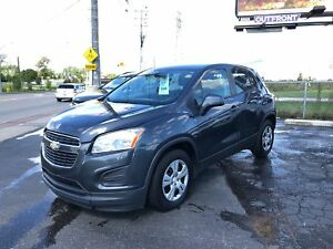 2015 Chevrolet Trax LS- FRONT WHEEL DRIVE, BLUETOOTH