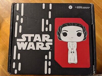 Funko Star Wars Smuggler's Bounty - 40th Anniversary Box - Sealed, size XS