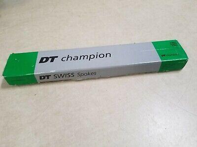 Dt Swiss Competition Spokes Dt Comp 287 2.0//1.8 Bxof100