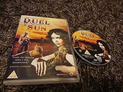 Duel In The Sun (DVD, 2008) Gregory Peck