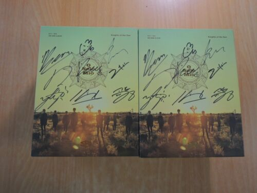 SF9 OLD (Promo) with Autographed (Signed) 2 O Solo Mio RPM
