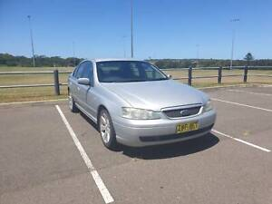 2004 Ford Falcon with 10 month rego