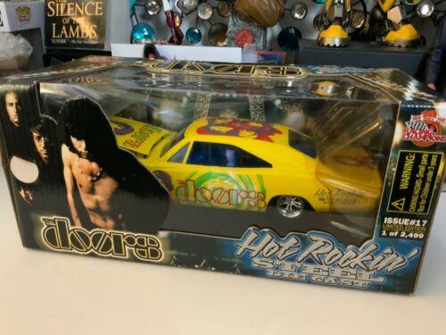 The Doors Hot Rockin Steel Die Cast Car RARE 1999 Original