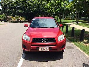 2011 Toyota RAV4 Wagon Stuart Park Darwin City Preview
