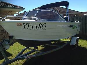 2016 Stacer Seaway 449 North Lakes Pine Rivers Area Preview