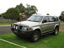 2002 Mitsubishi Challenger South Toowoomba Toowoomba City Preview