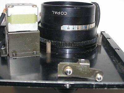 MINILAB Print Lab Part – EZ-3502 Copal Lens + system LensBoard --- M4
