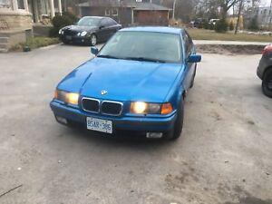 1997 Bmw 328i 4 door