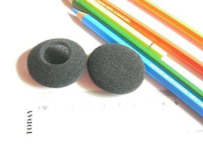 2  Ohrpolster zB für Sony MDR Q33 Kopfhörer Ersatzteil Schaumstoff 2 Teil-schaum