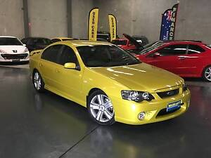 Ford Falcon XR6 2007 MK2 UPDATE EASY FINANCE OR RENT TO OWN Arundel Gold Coast City Preview