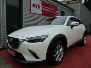 Mazda CX-3 EXCLUSIVE-LINE NAVI SCHECKHEFT Mod2019 1.Hd