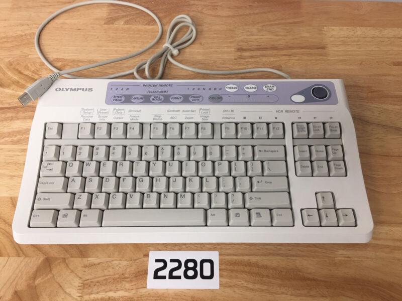 Olympus N860-3912-T201 Processor Keyboard (M2280)