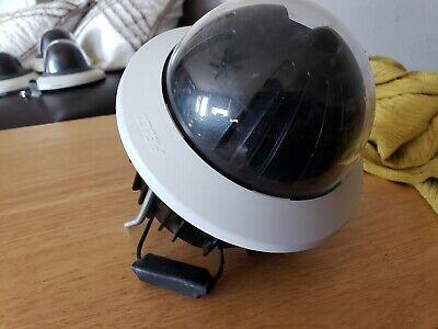 Pelco Sd4-w1 Spectra Mini Clear Dome Security Camera White Ntsc -10x -cctv