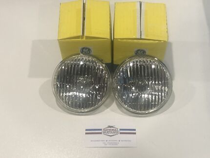 1965-68 mustang gt fog lamp bulbs new pair Reservoir Darebin Area Preview