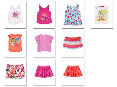 NEW GYMBOREE girls summer ISLAND GIRL tee shorts skirt cardigan 3T 4T 5T U PICK