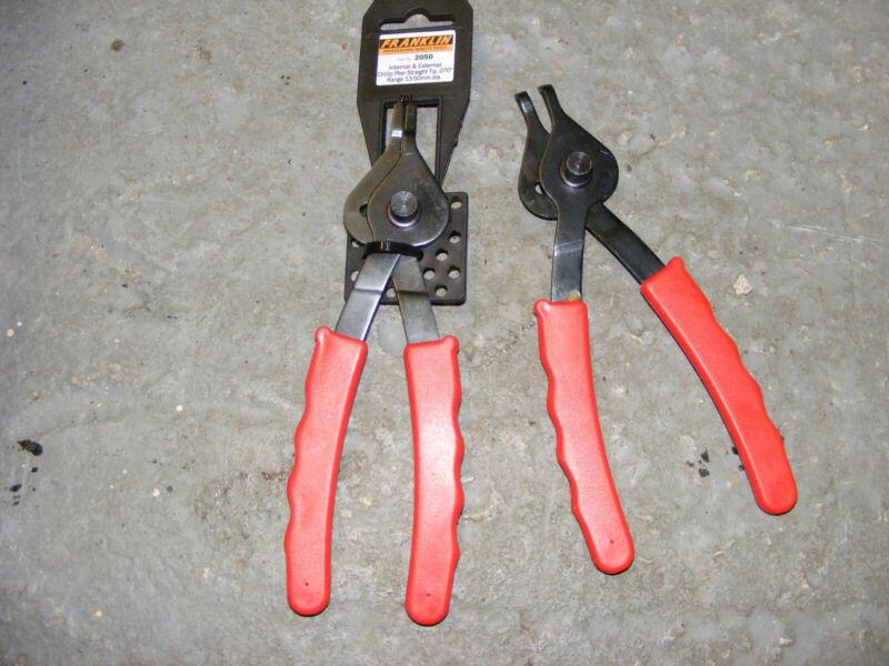 Circlip+Plier+Set+Straight+Angled+Reversable+Internal+External+