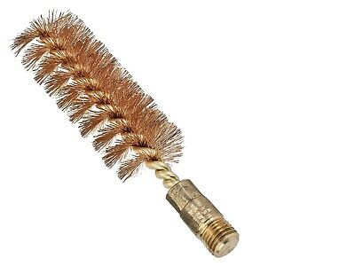 Outers Bronze Pistol Bore Brush,38/357/380/9mm 8-32 Threads 41970 Free Shipping ()