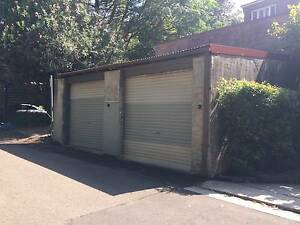 Lock up garage for rent 100m from Artarmon Station Artarmon Willoughby Area Preview
