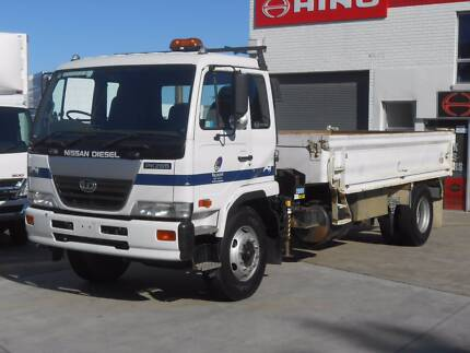 UD PK265 Tipper *** Ex Government *** Old Guildford Fairfield Area Preview