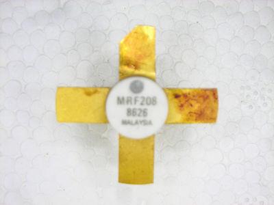 Mrf208 Generic Rf Transistor 1 Pc
